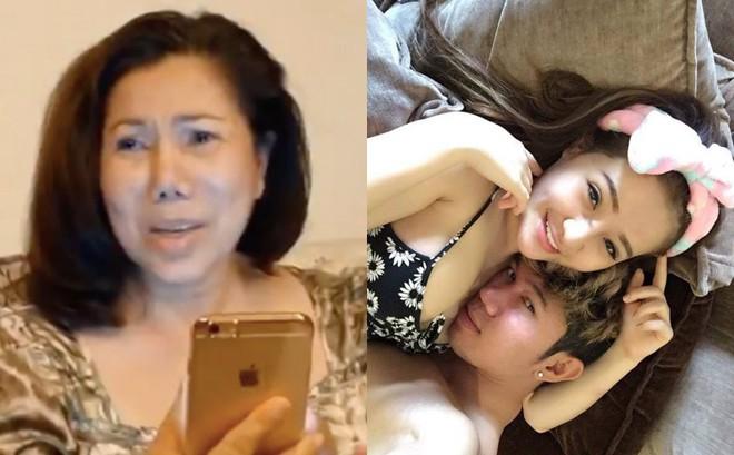 Mẹ ruột nói gì về việc từ mặt Lương Bằng Quang khi con trai yêu Ngân 98?