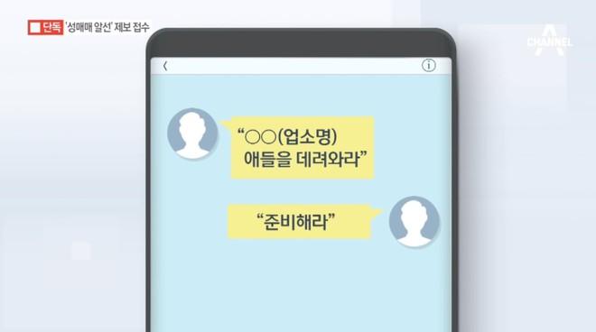 Bóc mẽ thủ đoạn môi giới mại dâm xuyên quốc gia của Seungri: Lộ tin nhắn giao dịch đưa gái mại dâm từ Hàn sang Nhật - Ảnh 2.