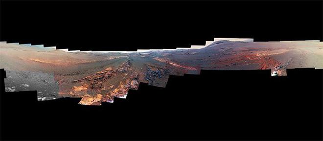 Đây là bức hình cuối cùng robot Opportunity của NASA chụp được, và nó khiến cộng đồng mạng đau lòng - Ảnh 2.