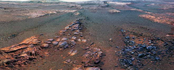 Đây là bức hình cuối cùng robot Opportunity của NASA chụp được, và nó khiến cộng đồng mạng đau lòng - Ảnh 3.