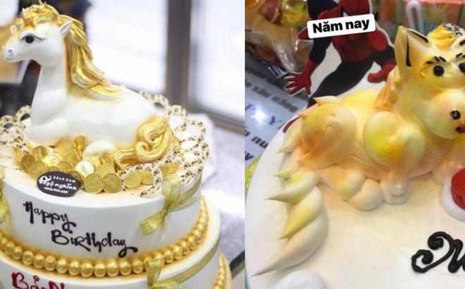 Khoe bánh sinh nhật của em trai 5 tuổi, cô gái nhận ngay kết luận 'cậu ta là... con giáp thứ 13'