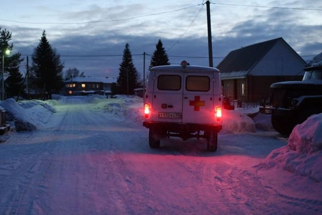 Ảnh: Cuộc sống tại một ngôi làng ở xứ Siberia lạnh cóng của nước Nga - Ảnh 13.