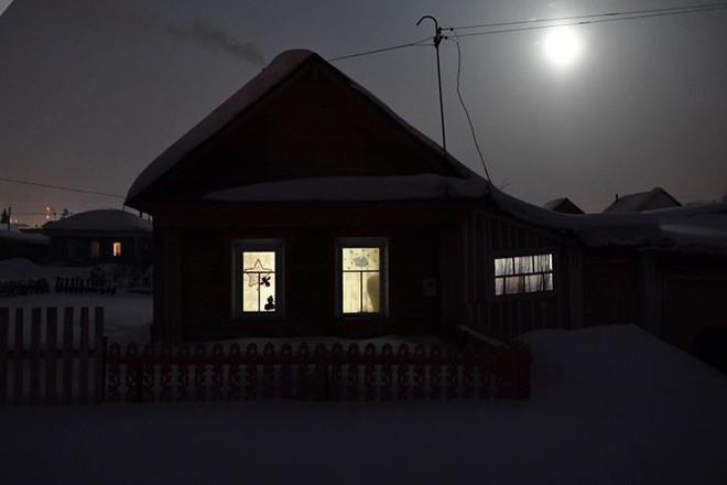 Ảnh: Cuộc sống tại một ngôi làng ở xứ Siberia lạnh cóng của nước Nga - Ảnh 15.