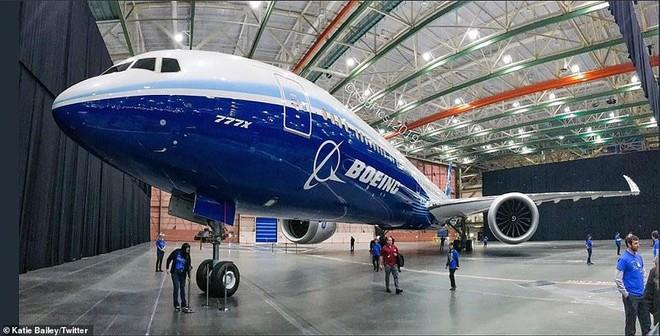 Boeing âm thầm ra mắt máy bay chở khách dài nhất thế giới - Ảnh 3.