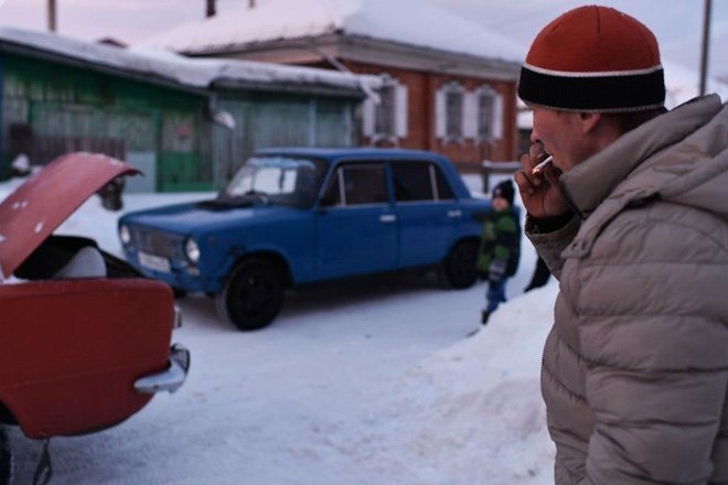 Ảnh: Cuộc sống tại một ngôi làng ở xứ Siberia lạnh cóng của nước Nga - Ảnh 3.