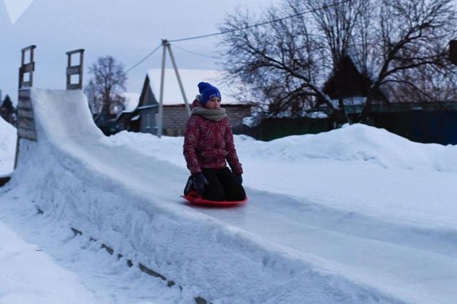 Ảnh: Cuộc sống tại một ngôi làng ở xứ Siberia lạnh cóng của nước Nga - Ảnh 4.