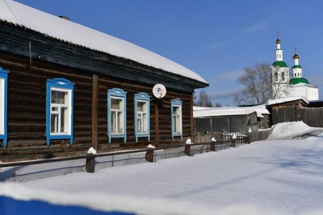 Ảnh: Cuộc sống tại một ngôi làng ở xứ Siberia lạnh cóng của nước Nga - Ảnh 9.
