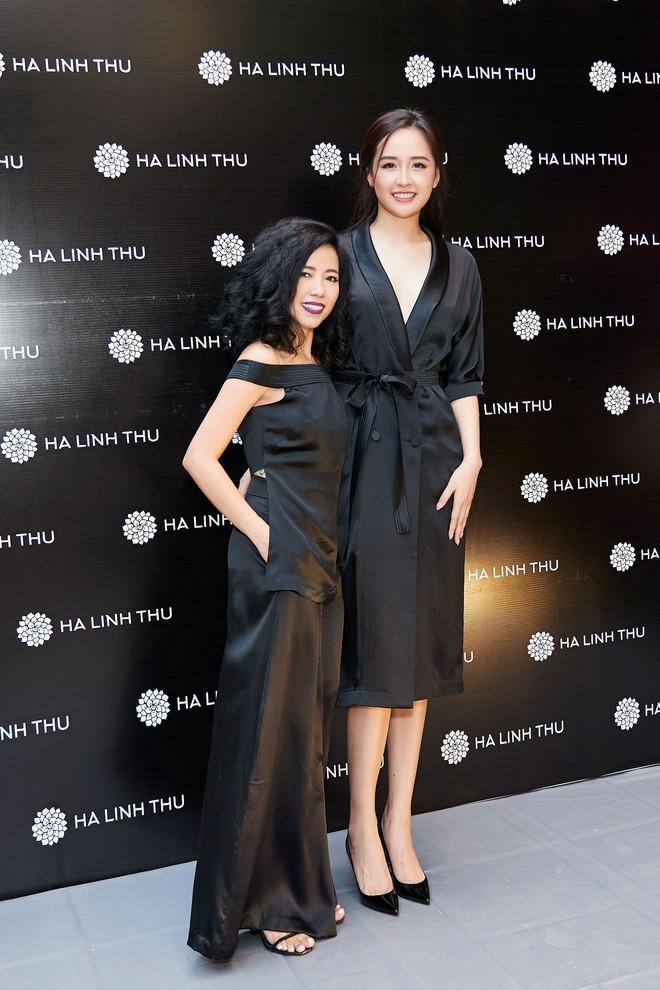Hoa hậu Mai Phương Thúy và Ngân Anh trở thành tâm điểm sự kiện - Ảnh 2.