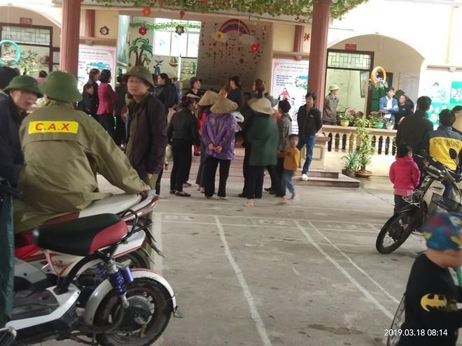 Bắt đầu khám xét nghiệm sán lợn cho 19 trường ở Thuận Thành, Bắc Ninh - Ảnh 2.