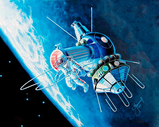 Đúng 54 năm trước: Đây là người đã giúp Liên Xô vượt mặt Mỹ trong cuộc đua không gian - Ảnh 7.