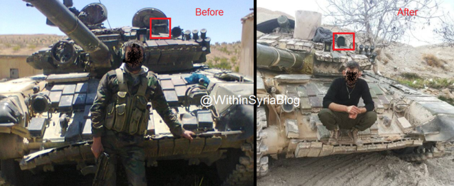 Không cần sự giúp đỡ của người Nga, xe tăng Syria vẫn có thể trở nên vô địch - Ảnh 17.