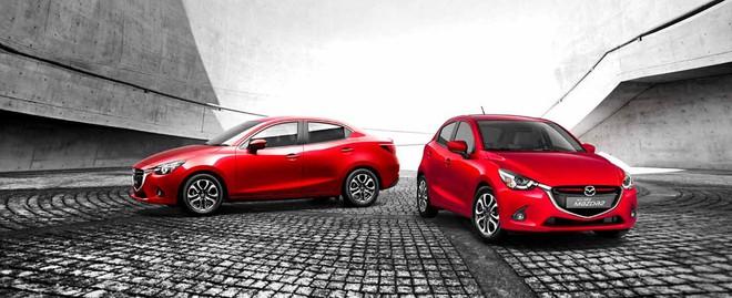 Động thái bất thường của ông lớn Thaco đối với mẫu Mazda 2 - Ảnh 1.