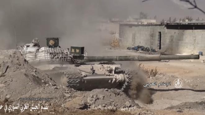 Không cần sự giúp đỡ của người Nga, xe tăng Syria vẫn có thể trở nên vô địch - Ảnh 8.