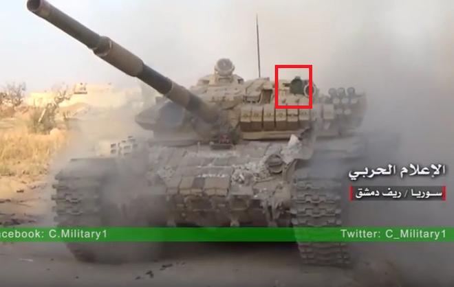 Không cần sự giúp đỡ của người Nga, xe tăng Syria vẫn có thể trở nên vô địch - Ảnh 16.