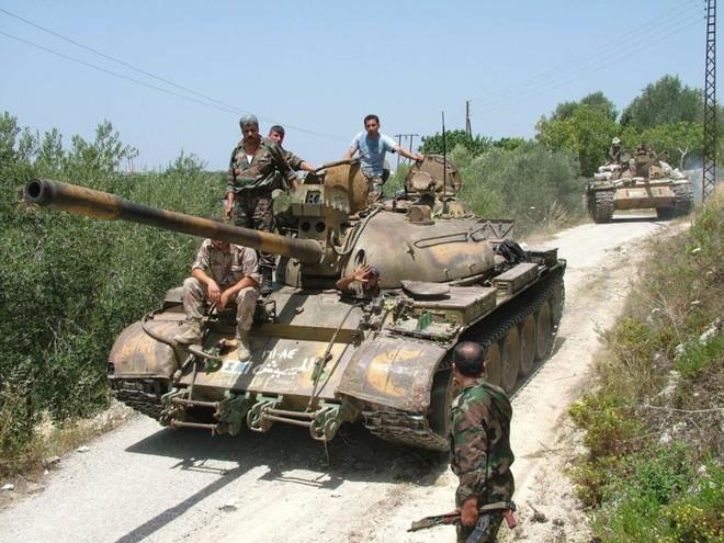 Không cần sự giúp đỡ của người Nga, xe tăng Syria vẫn có thể trở nên vô địch - Ảnh 11.