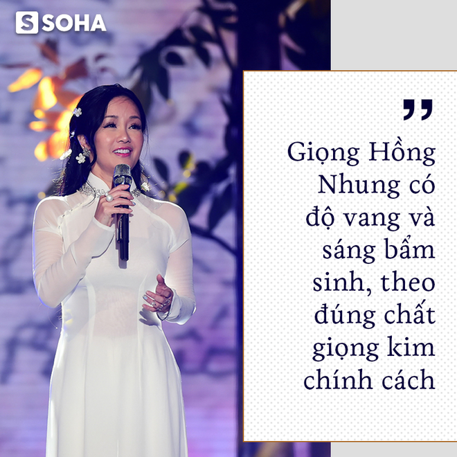 Hồng Nhung: Hát xuyên thủng trần nhà, khiến nhạc sĩ Trịnh Công Sơn phải nói 1 câu rất đặc biệt - Ảnh 3.