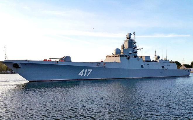 Các tàu hộ vệ bí ẩn của Hải quân Nga sắp được trang bị là loại gì? - Ảnh 2.