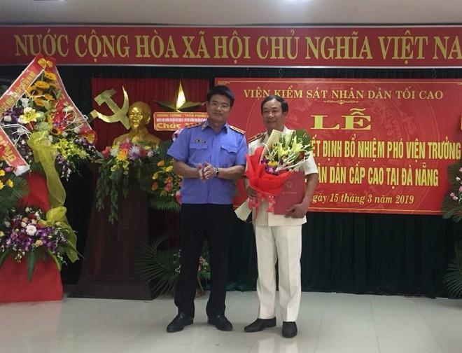 Nhân sự mới TPHCM, Đà Nẵng, Long An - Ảnh 3.