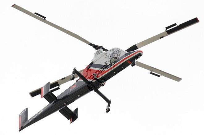 Soi sức mạnh trực thăng vận tải không người lái Kaman K-MAX - Ảnh 3.