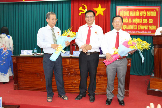 Nhân sự mới TPHCM, Đà Nẵng, Long An - Ảnh 2.