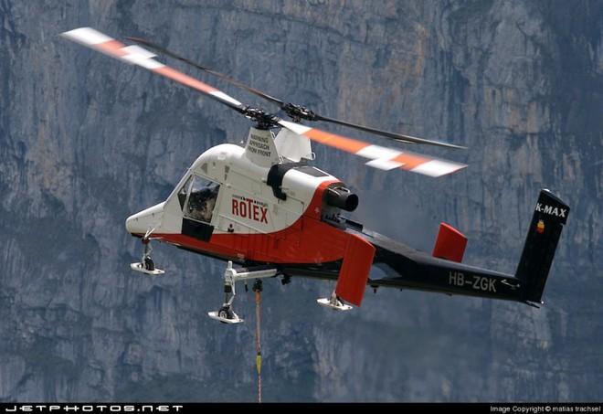 Soi sức mạnh trực thăng vận tải không người lái Kaman K-MAX - Ảnh 5.
