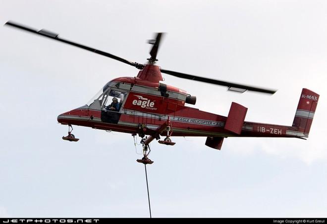 Soi sức mạnh trực thăng vận tải không người lái Kaman K-MAX - Ảnh 6.