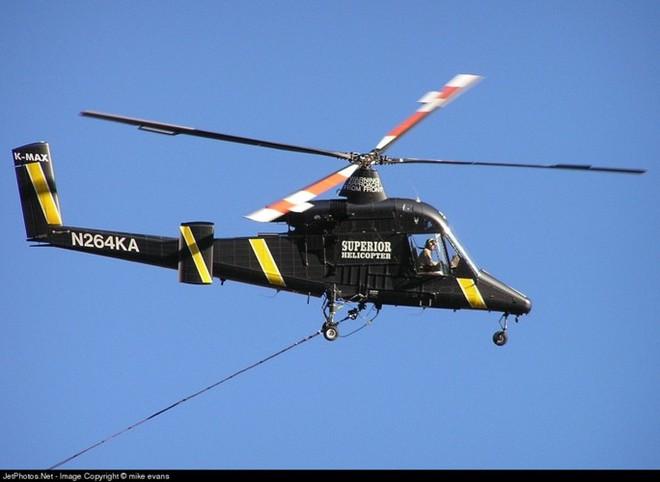Soi sức mạnh trực thăng vận tải không người lái Kaman K-MAX - Ảnh 7.