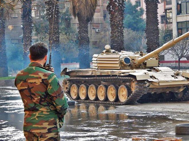 Không cần sự giúp đỡ của người Nga, xe tăng Syria vẫn có thể trở nên vô địch - Ảnh 6.