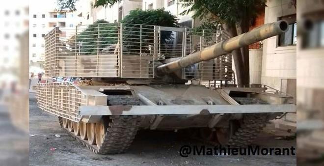 Không cần sự giúp đỡ của người Nga, xe tăng Syria vẫn có thể trở nên vô địch - Ảnh 4.