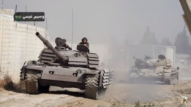 Không cần sự giúp đỡ của người Nga, xe tăng Syria vẫn có thể trở nên vô địch - Ảnh 7.