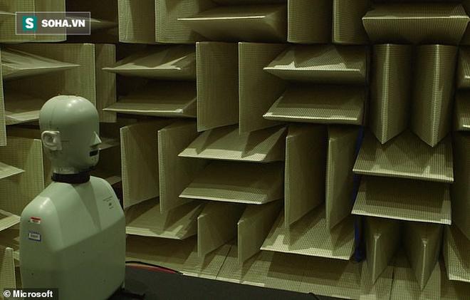 Chìa khóa thành công của Microsoft lại nằm trong căn phòng yên tĩnh nhất thế giới - Ảnh 1.
