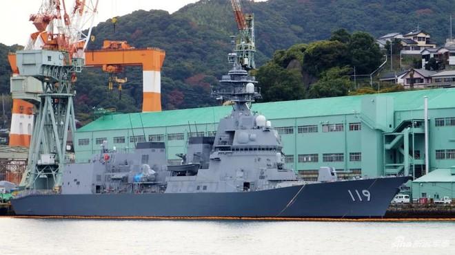 Trung Quốc sẽ phải giật mình khi Nhật Bản biên chế khu trục hạm thế hệ mới cực mạnh? - Ảnh 1.