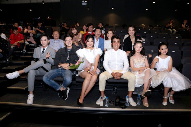 Vợ chồng Lương Thế Thành cùng tham gia phim mới - Ảnh 6.