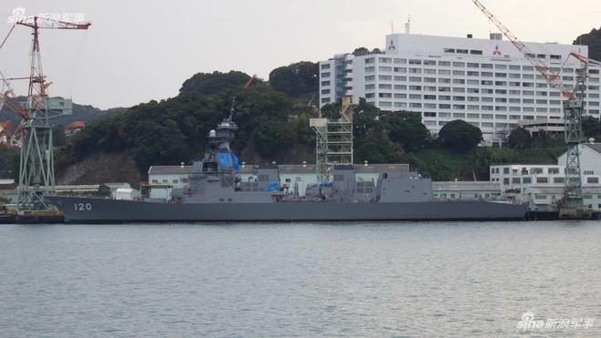 Trung Quốc sẽ phải giật mình khi Nhật Bản biên chế khu trục hạm thế hệ mới cực mạnh? - Ảnh 2.