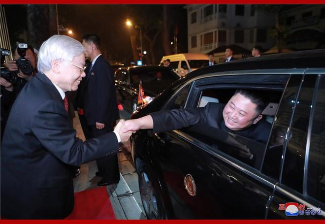 Tiệc chiêu đãi Chủ tịch Kim Jong-un tại Hà Nội qua ống kính phóng viên Triều Tiên - Ảnh 17.
