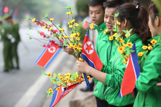 [Ảnh] Toàn cảnh hành trình từ Hà Nội đến Đồng Đăng của Chủ tịch Triều Tiên Kim Jong-un - Ảnh 3.