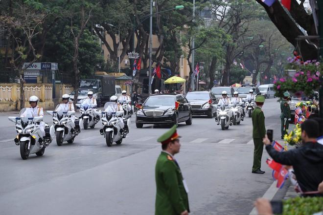 [Ảnh] Toàn cảnh hành trình từ Hà Nội đến Đồng Đăng của Chủ tịch Triều Tiên Kim Jong-un - Ảnh 8.