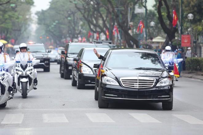 [Ảnh] Toàn cảnh hành trình từ Hà Nội đến Đồng Đăng của Chủ tịch Triều Tiên Kim Jong-un - Ảnh 9.