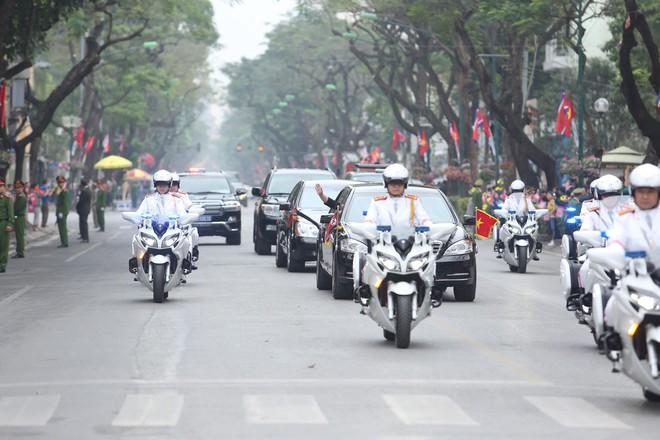 [Ảnh] Toàn cảnh hành trình từ Hà Nội đến Đồng Đăng của Chủ tịch Triều Tiên Kim Jong-un - Ảnh 10.