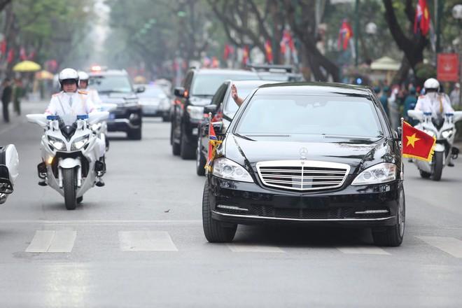 [Ảnh] Toàn cảnh hành trình từ Hà Nội đến Đồng Đăng của Chủ tịch Triều Tiên Kim Jong-un - Ảnh 11.