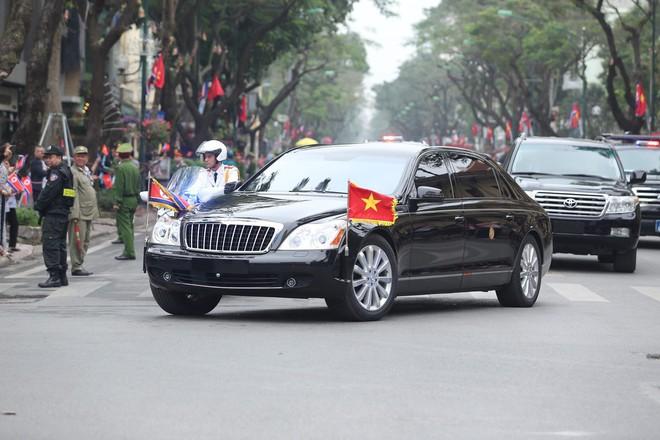 [Ảnh] Toàn cảnh hành trình từ Hà Nội đến Đồng Đăng của Chủ tịch Triều Tiên Kim Jong-un - Ảnh 12.