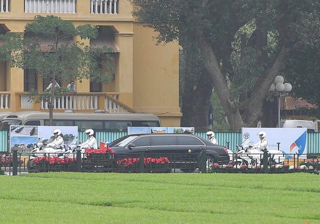 [Ảnh] Toàn cảnh hành trình từ Hà Nội đến Đồng Đăng của Chủ tịch Triều Tiên Kim Jong-un - Ảnh 19.