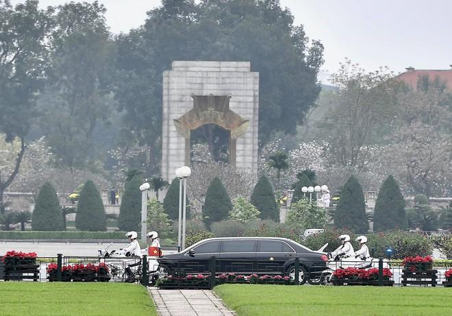 [Ảnh] Toàn cảnh hành trình từ Hà Nội đến Đồng Đăng của Chủ tịch Triều Tiên Kim Jong-un - Ảnh 20.