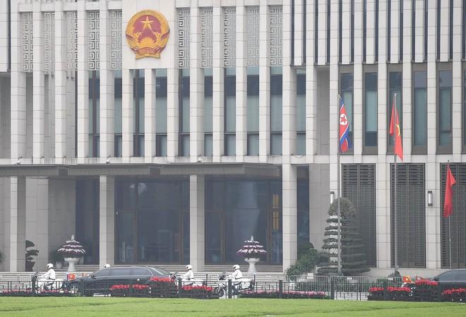 [Ảnh] Toàn cảnh hành trình từ Hà Nội đến Đồng Đăng của Chủ tịch Triều Tiên Kim Jong-un - Ảnh 26.