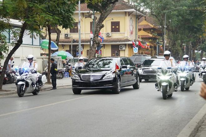 [Ảnh] Toàn cảnh hành trình từ Hà Nội đến Đồng Đăng của Chủ tịch Triều Tiên Kim Jong-un - Ảnh 16.