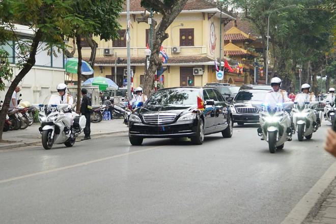 [Ảnh] Toàn cảnh hành trình từ Hà Nội đến Đồng Đăng của Chủ tịch Triều Tiên Kim Jong-un - Ảnh 17.