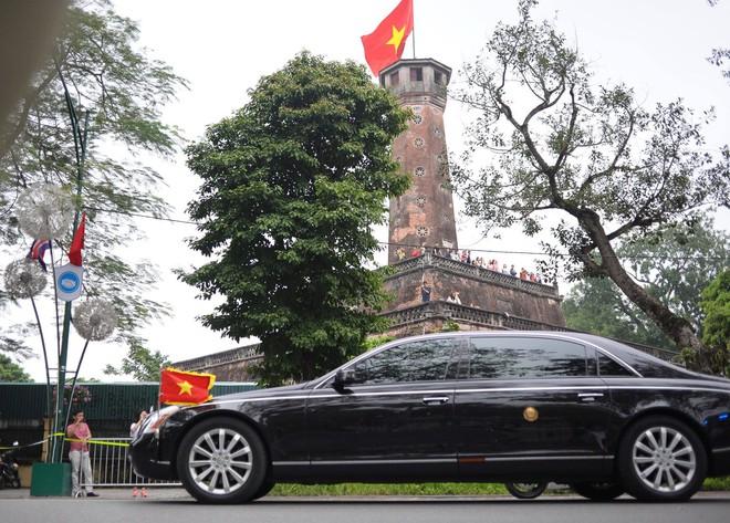 [Ảnh] Toàn cảnh hành trình từ Hà Nội đến Đồng Đăng của Chủ tịch Triều Tiên Kim Jong-un - Ảnh 14.