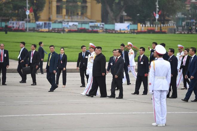 [Ảnh] Toàn cảnh hành trình từ Hà Nội đến Đồng Đăng của Chủ tịch Triều Tiên Kim Jong-un - Ảnh 27.