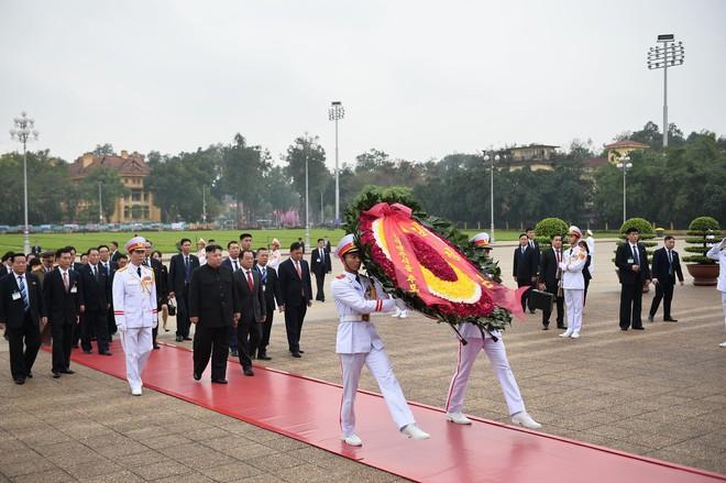 [Ảnh] Toàn cảnh hành trình từ Hà Nội đến Đồng Đăng của Chủ tịch Triều Tiên Kim Jong-un - Ảnh 29.