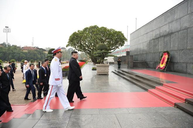 [Ảnh] Toàn cảnh hành trình từ Hà Nội đến Đồng Đăng của Chủ tịch Triều Tiên Kim Jong-un - Ảnh 37.